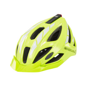 Endura Luminite - Casque de vélo - jaune